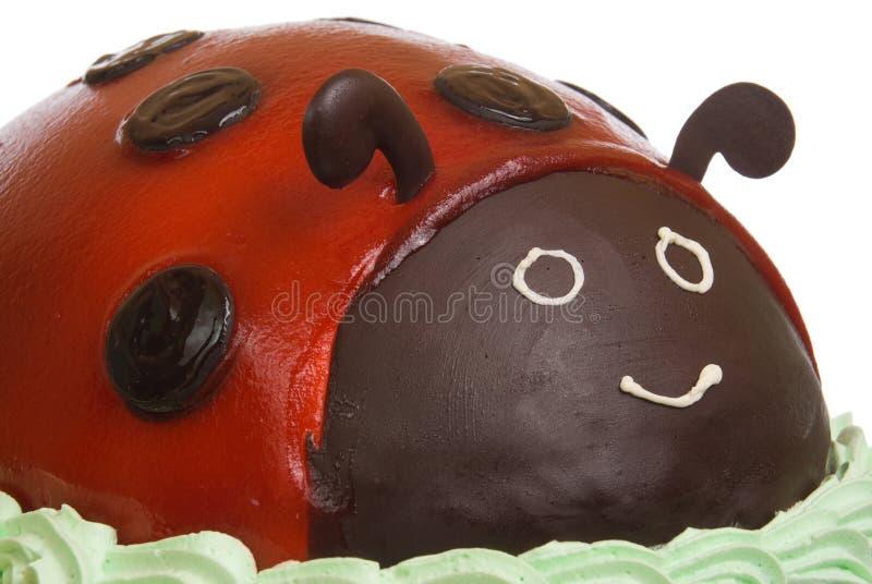Der süße Kuchen stockfotografie