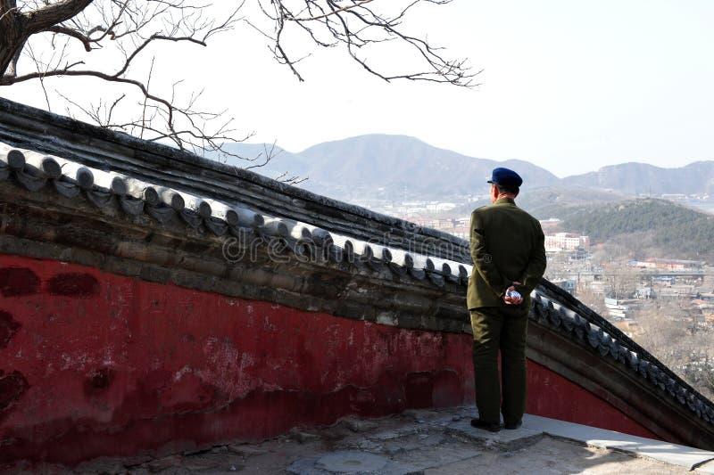 Der Sommer-Palast in Peking China stockfoto