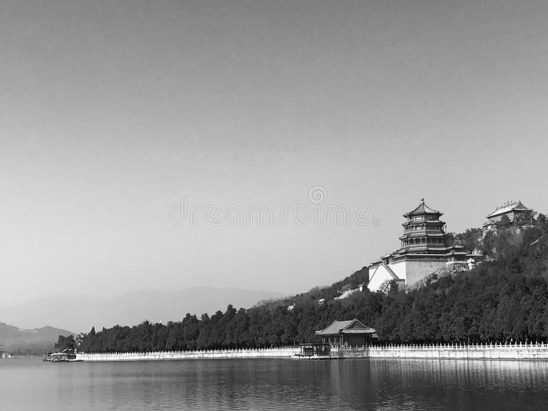Download Der Sommer-Palast In Peking China Stockbild - Bild von porzellan, palast: 90225655