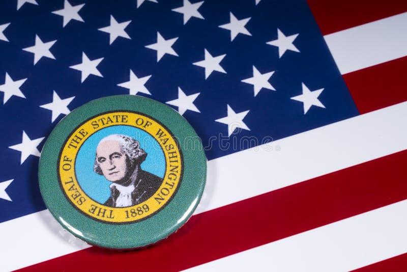 Der Staat Washington lizenzfreie stockfotografie