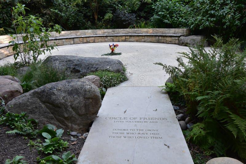 Der Staatsangehörige UNTERSTÜTZT Erinnerungs-Grove San Francisco, 10 stockfotos