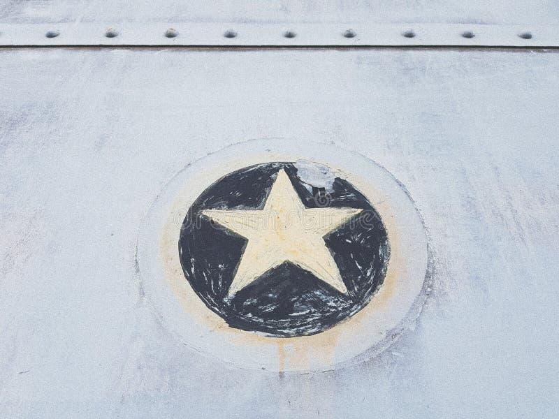 Der Stern stockfoto