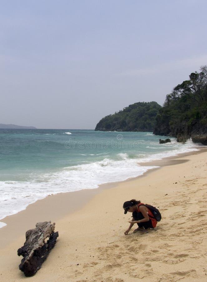 Der Strand 12 stockfotos
