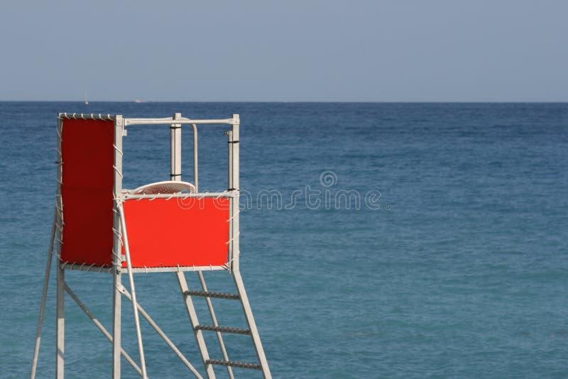 Der Strand bei Nizza Frankreich, Taubenschlag Azur stockbilder