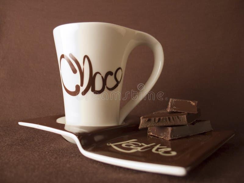 Der Tasse Kaffee lizenzfreies stockfoto