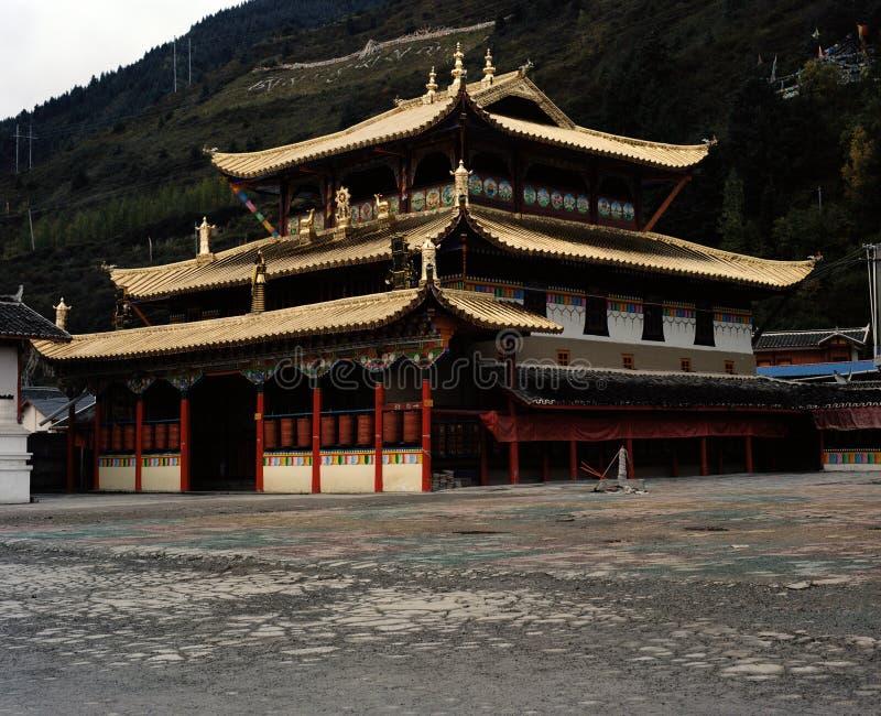 Der Tempel stockfotos