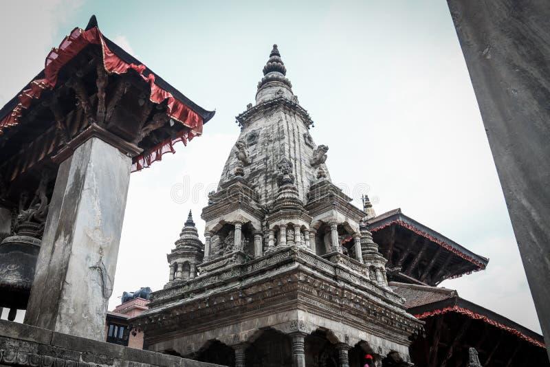 Der Tempel in Nepal lizenzfreie stockbilder