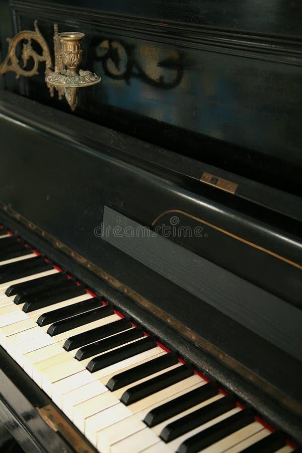 Der Ton von Musik stockfotografie