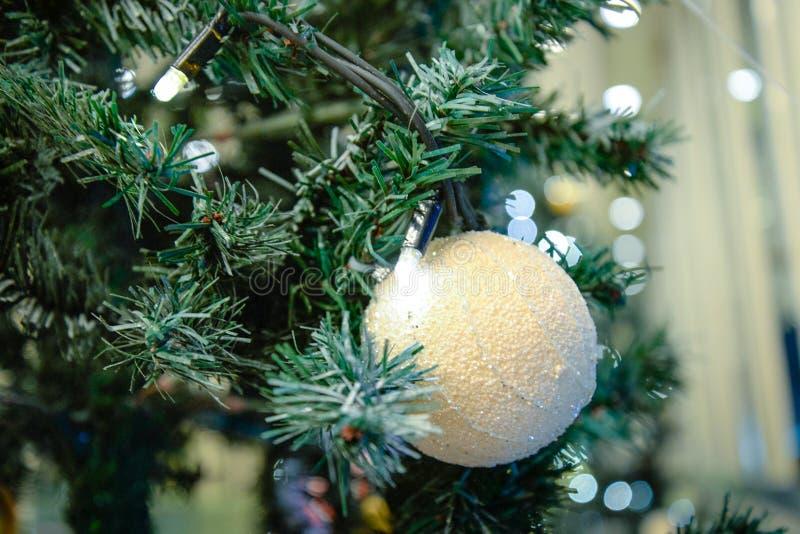 Der Weihnachtsbaum lizenzfreie stockfotografie