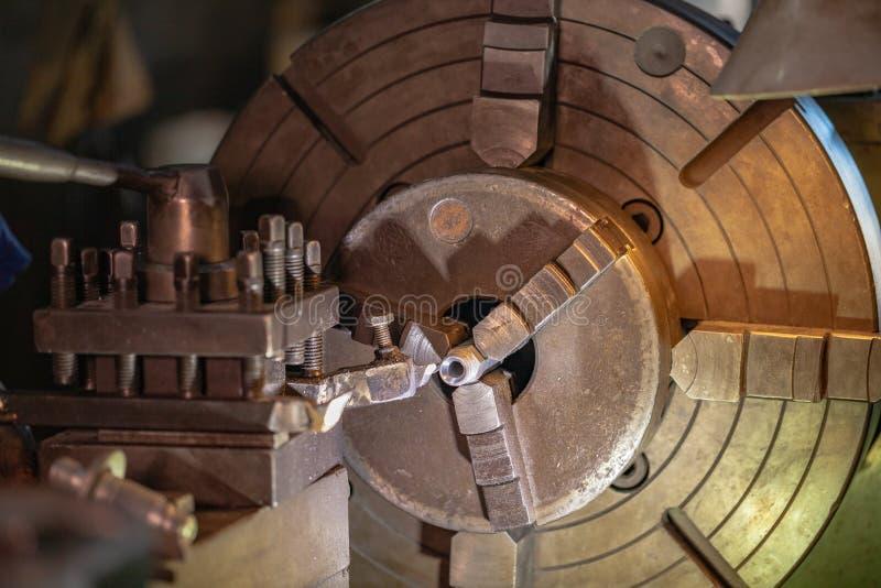 In der Werft benutzt die schweren anhebenden Hebemaschinen, die schnell sie bequem machen stockbild