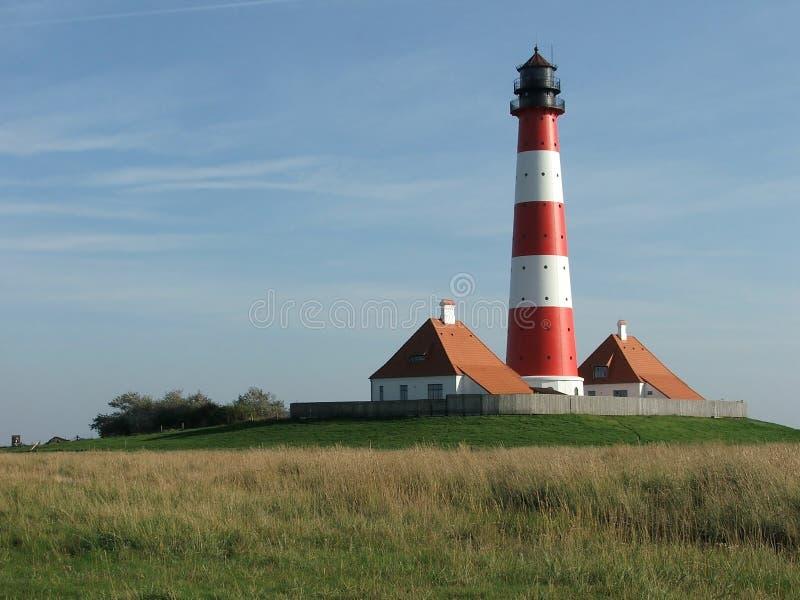 Der wundervolle und berühmte Leuchtturm 3 lizenzfreies stockfoto