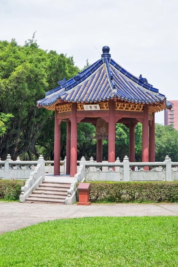 Der Xing Pavilion 2 lizenzfreies stockfoto