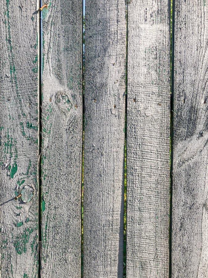 Der Zaun der Bretter stockbilder