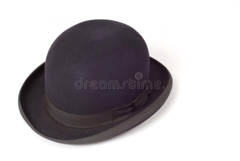 derby stary kapelusz zdjęcia stock