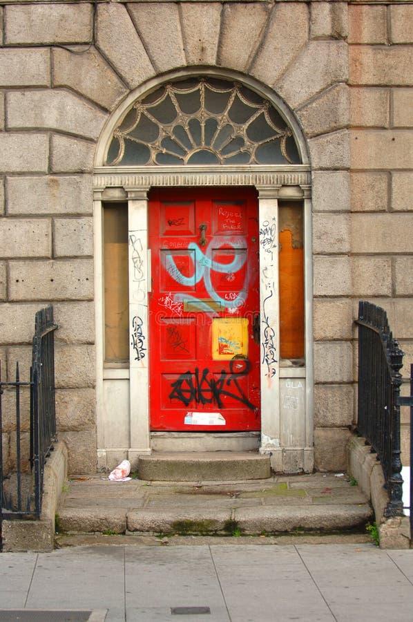 Download Derelict stock photo. Image of door, derelict, decoration - 1416088
