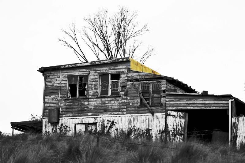 derelict fotografia stock