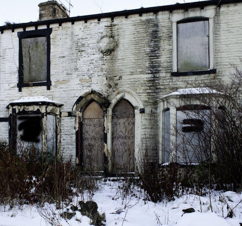 Dereliction Stock Photo. Image Of Lancashire, Disused