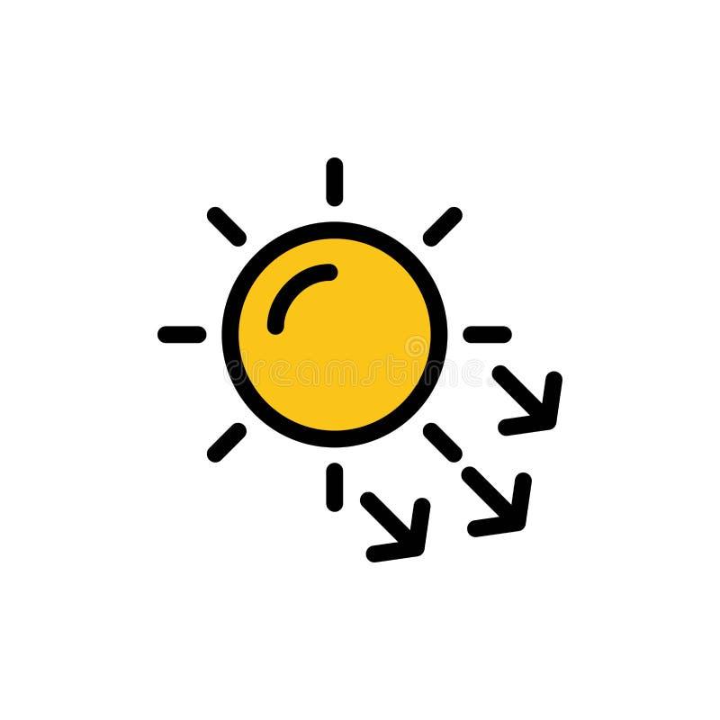 Dermatologia, Suchość Skóry, Skóra, Płaskokolorowa Kolorowa Kość Opieki Skóry Szablon transparentu ikony wektorowej ilustracja wektor