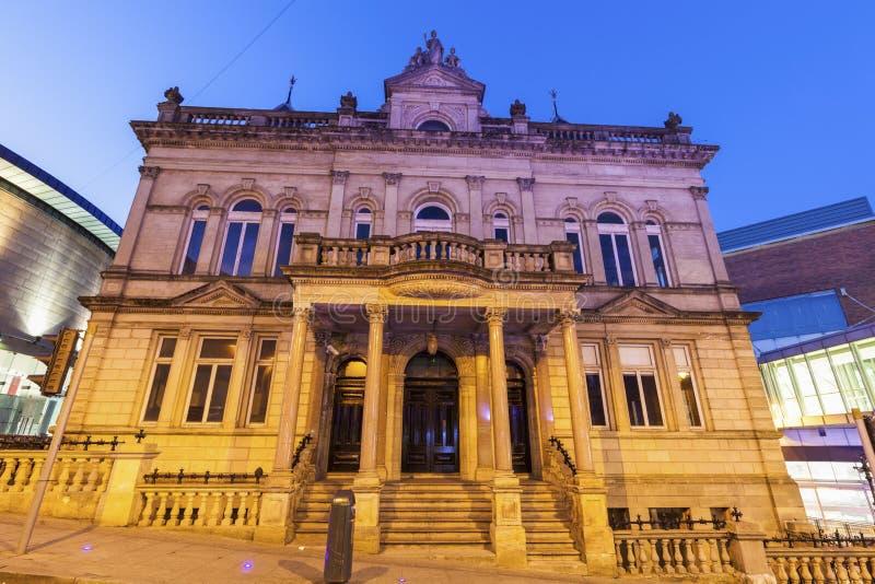 Derry - architecture historique photo libre de droits