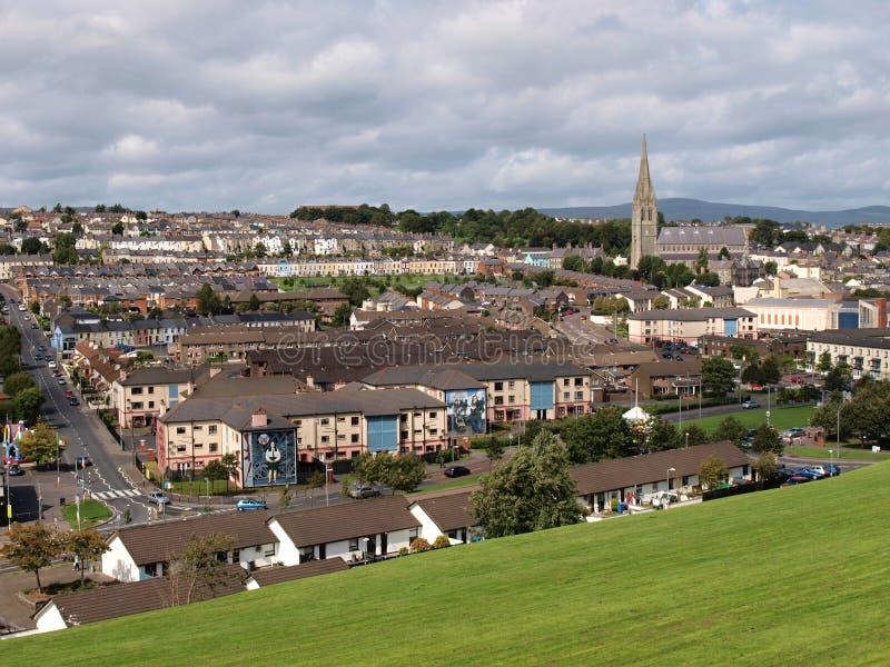 Derry libre image stock