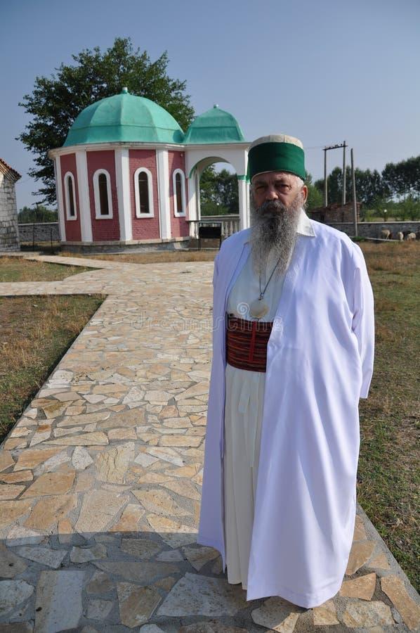 dervish bektashi εξωτερικό tekke στοκ εικόνα
