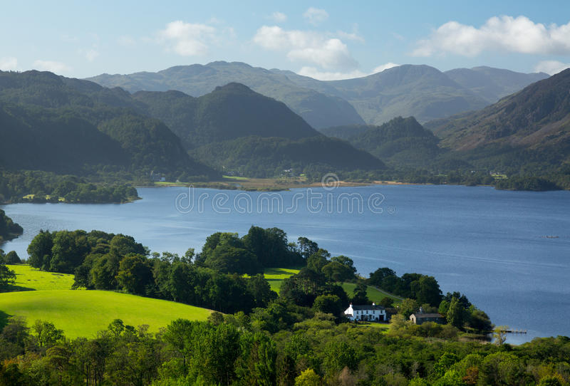 Download Derwent Water From Castlehead Viewpoint Stock Image - Image: 26729123