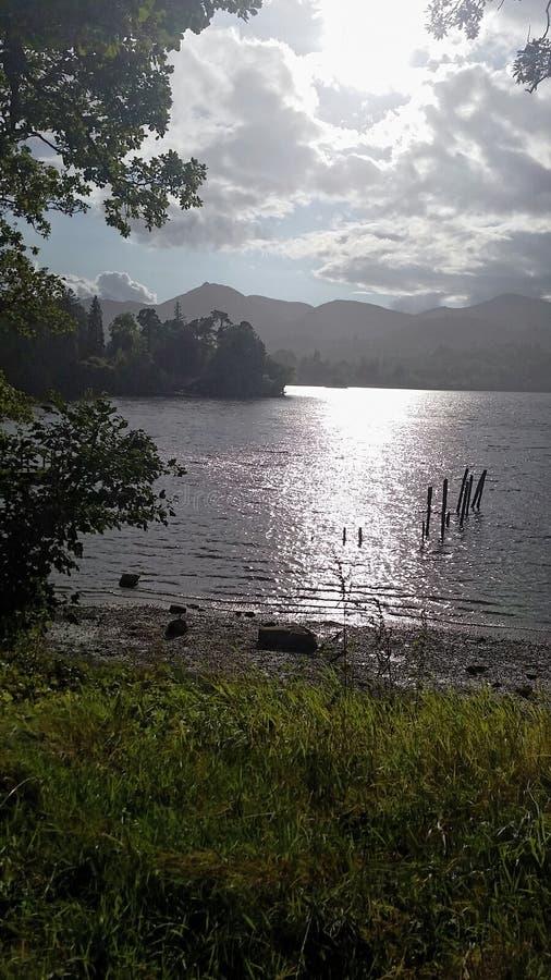 Derwent Water stock images