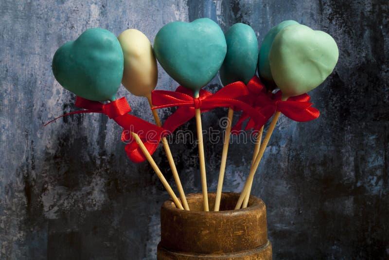 Deséele un día feliz del ` s de la tarjeta del día de San Valentín foto de archivo libre de regalías