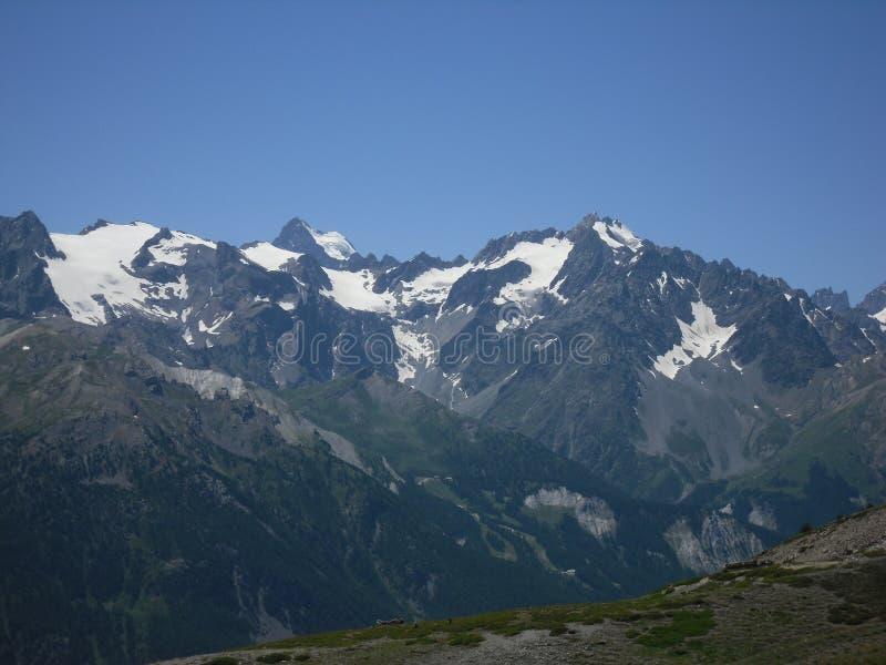 DES Agneaux da geleira nas Hautes-Alpes Fran?a fotos de stock