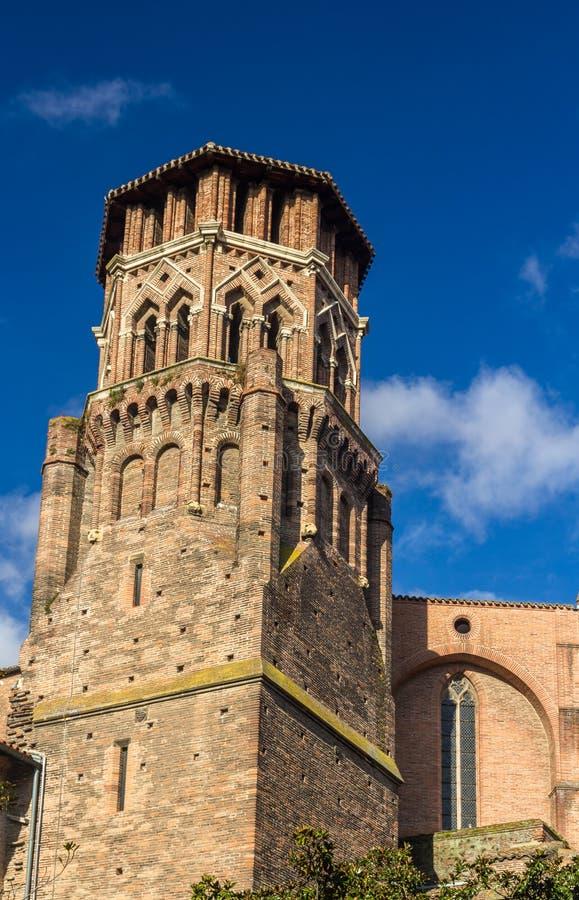 DES Augustins de Toulouse, Francia de Couvent fotografía de archivo