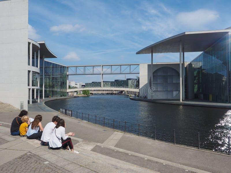 Des Bundes диапазона в Берлине стоковое фото
