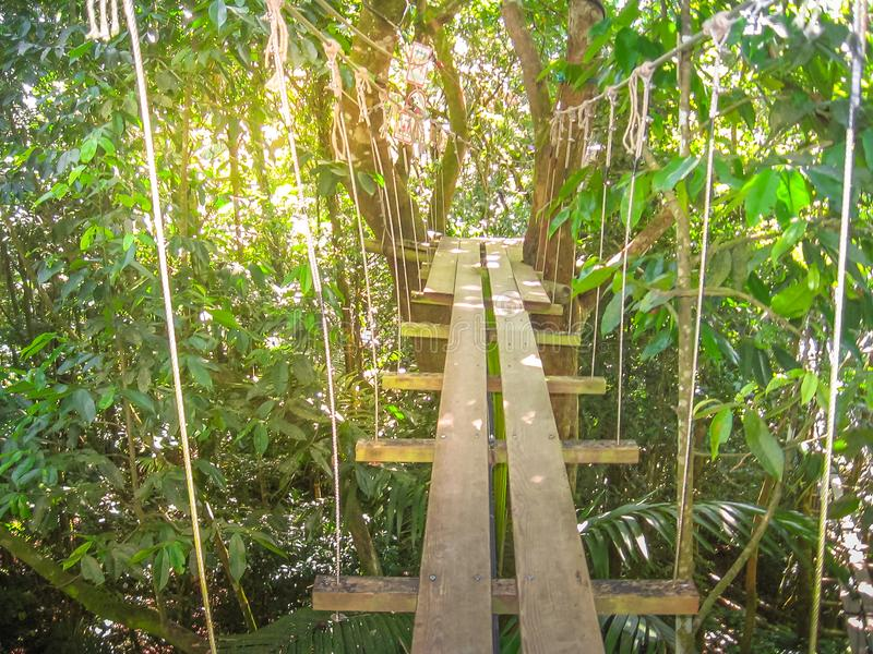 DES Mamelles Guadalupe de Parc fotografia de stock royalty free