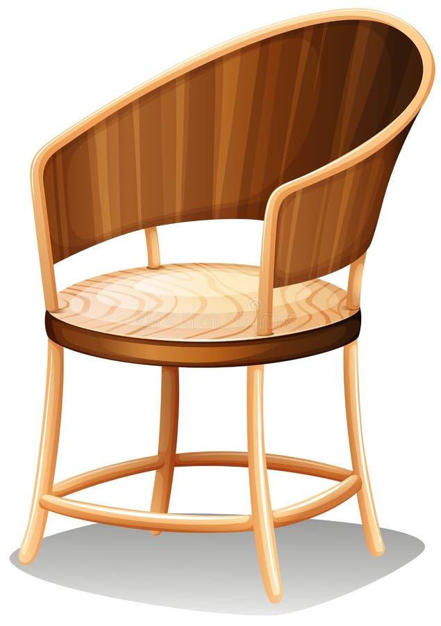Download Des meubles bruns lisses illustration de vecteur. Illustration du boisage - 45366134