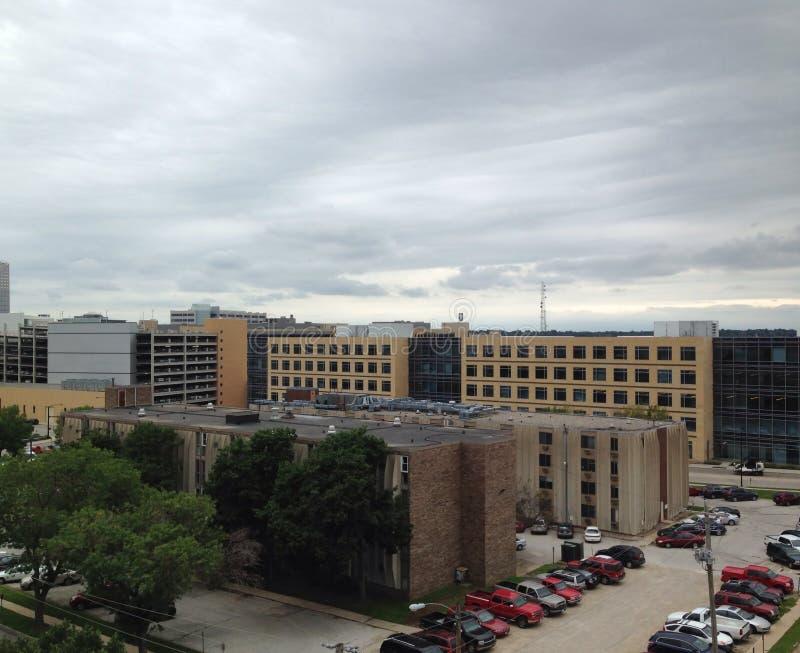 Des Moines Айова стоковое изображение rf