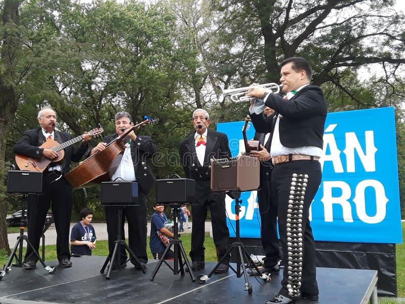 Julian Castro mariachi band 102156 stock photography