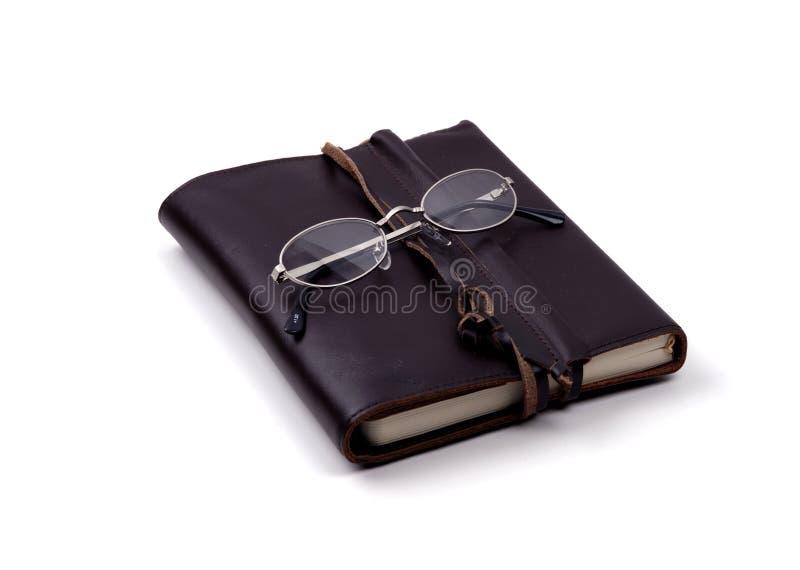 Des objets - Cuir-bondissez le tome photos libres de droits