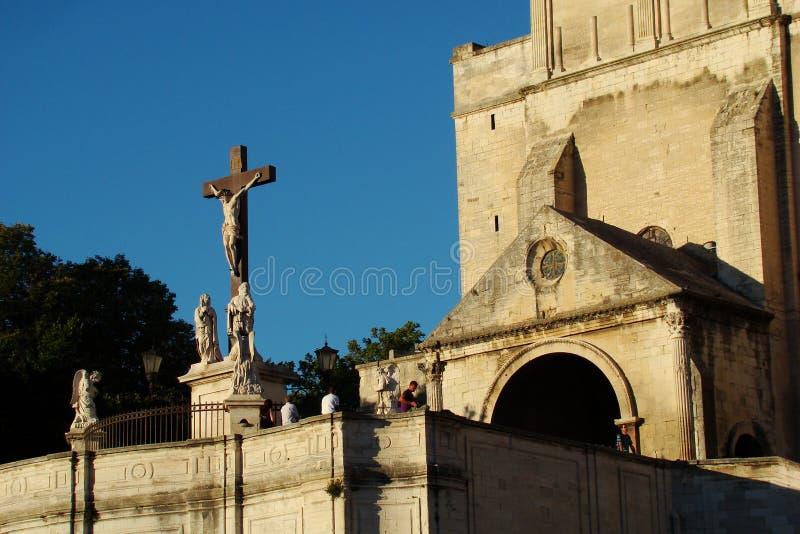 Download DES Papes De Palais En Avignon Imagen de archivo - Imagen de monumento, jesús: 44856617