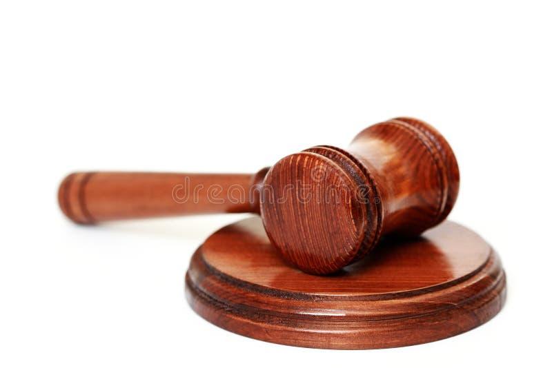 Des Richters gab lizenzfreie stockfotografie