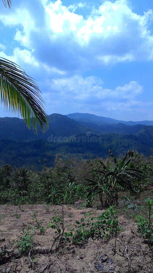Desa Sadang foto de stock