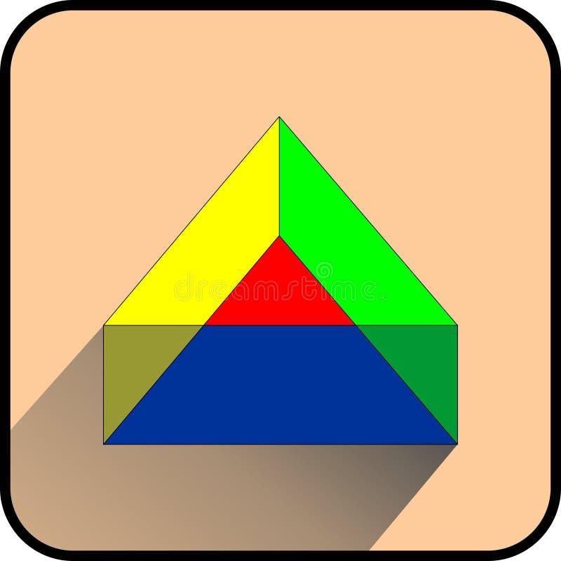 Desain del logotipo para todos fotografía de archivo libre de regalías