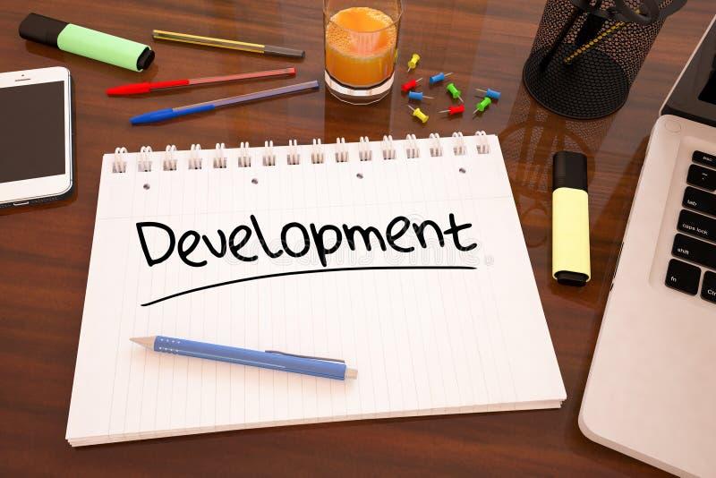 desarrollo libre illustration