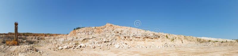 Desarrollo de la roca fotografía de archivo libre de regalías