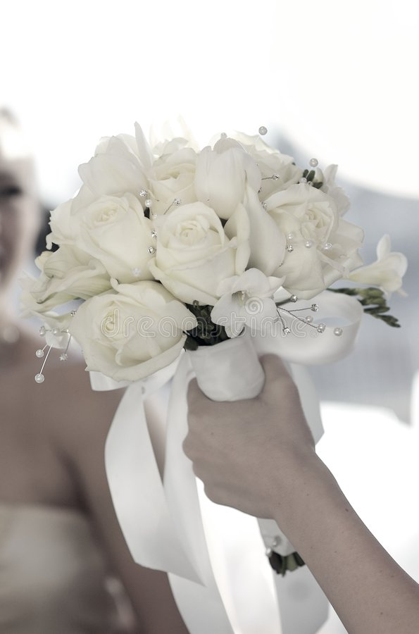 Free Desaturated White Flowers Stock Photo - 1899790