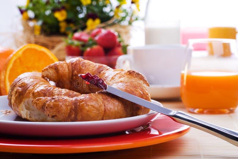 Desayuno 7 imagen de archivo libre de regalías
