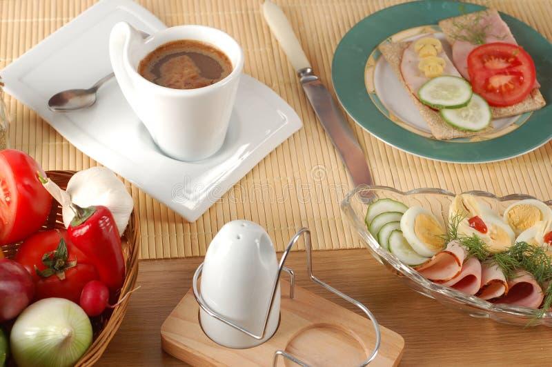 Desayuno #9 fotografía de archivo