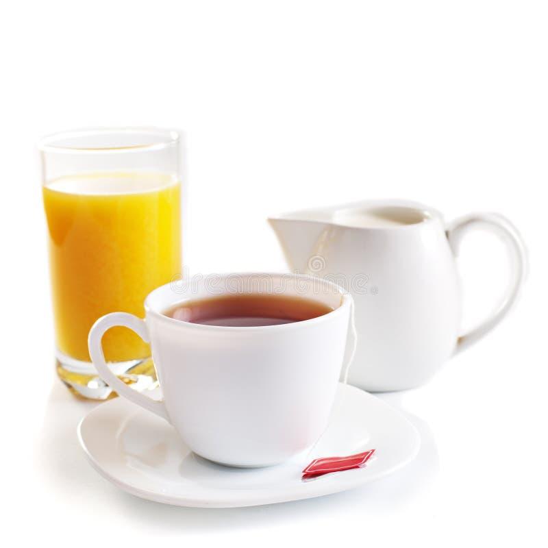 Desayuno aislado ilustración del vector