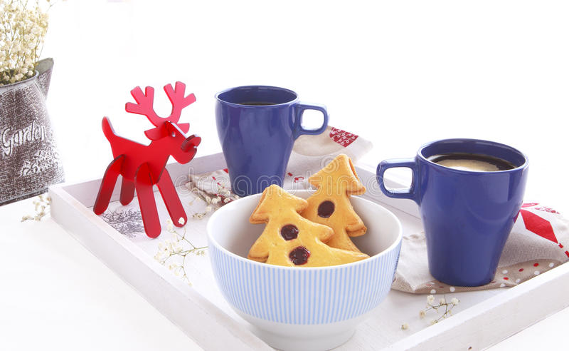 Desayuno dulce imágenes de archivo libres de regalías