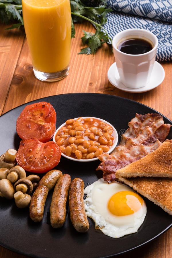 Incluye Desayuno Americano En Ingles