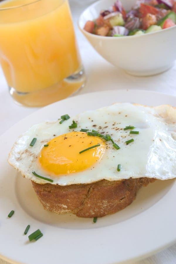 Desayuno israelí foto de archivo libre de regalías