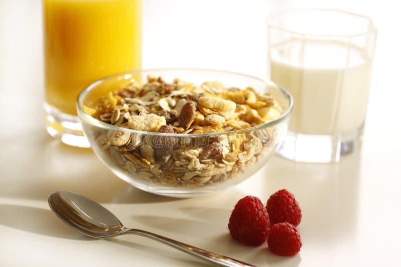 Desayuno sano imagen de archivo